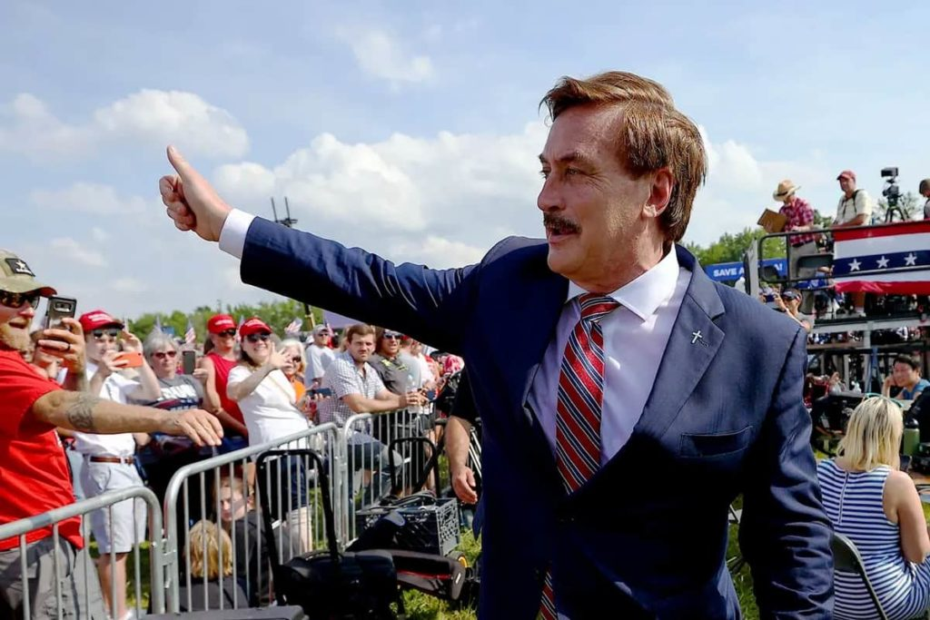 Mike Lindell's Personal Life